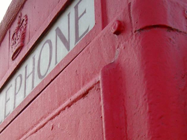 Help preserve a red phone box in Greenwich