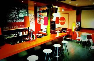 El Naranja Café