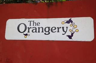 The Orangery, Crepe and salad bar, Accra, Ghana
