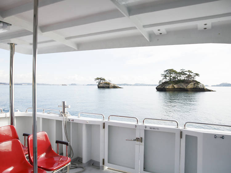Island-hopping and people-watching in Miyagi