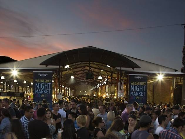 Queen Victoria Night Markets 2015-2016