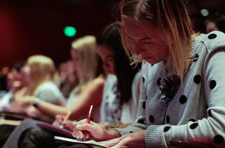 VAMFF: fashion writing workshops
