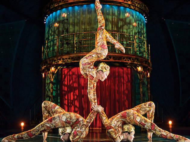 Kooza: Cirque du Soleil