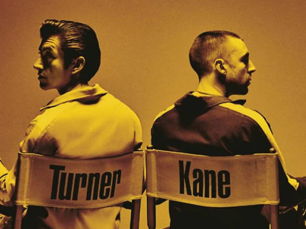 Everything You've Come To Expect, The Last Shadow Puppets