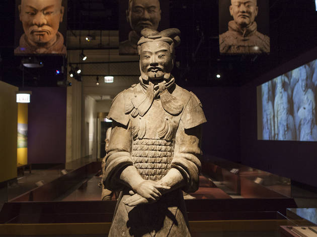 """China's First Emperor and his Terracotta Warriors"""