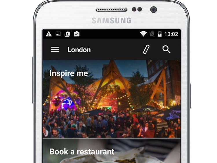 Time Out app for Android