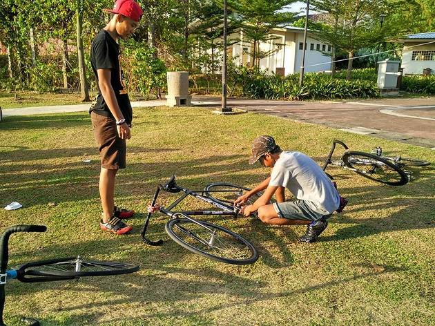 Cycling to Work for Beginners workshop