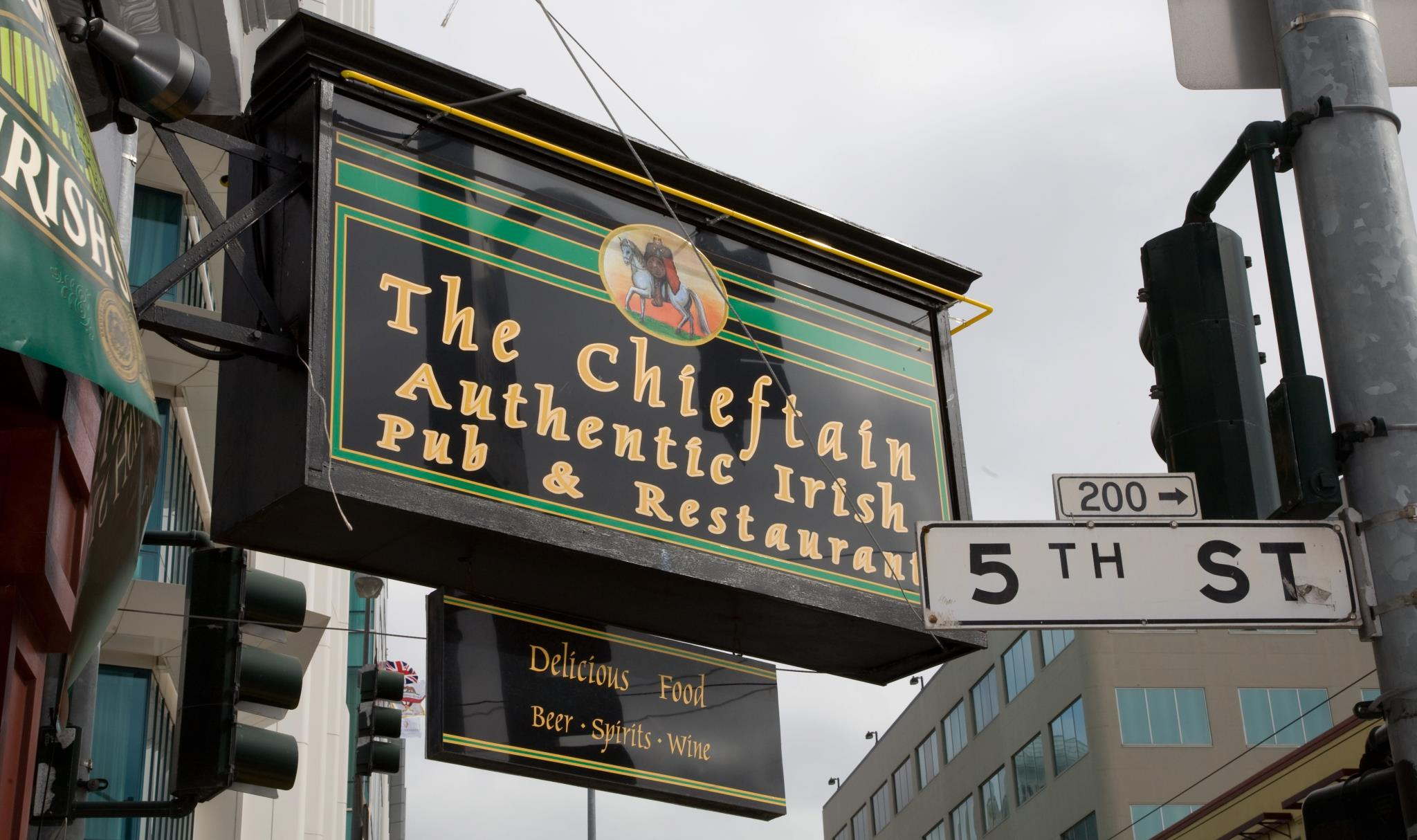Best Irish Pubs For A Pint Across San Francisco