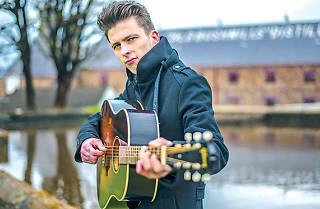 Jordan Mogey live in concert
