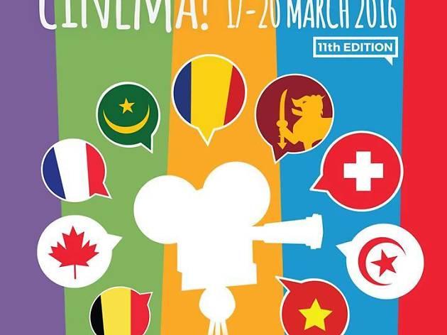 Bonjour Cinéma! Francophonie film festival