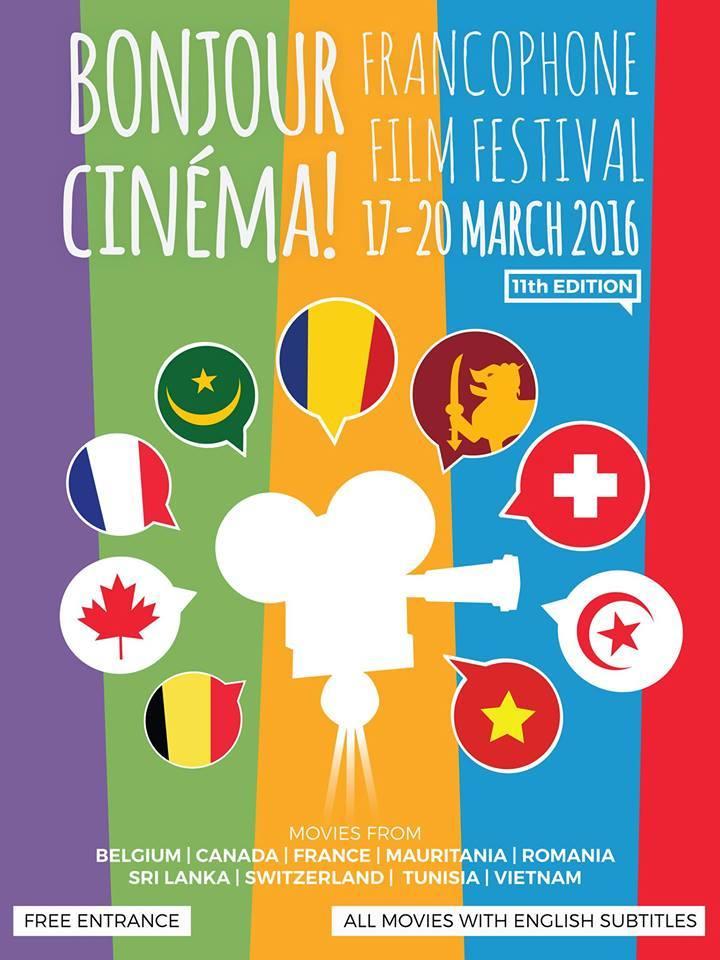 Bonjour Cinéma! Francophonie film festival | Things to do in Sri Lanka