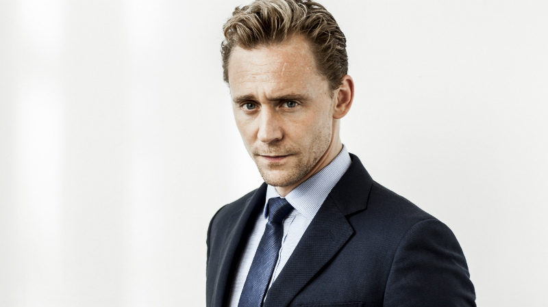 Tom Hiddleston, 2016