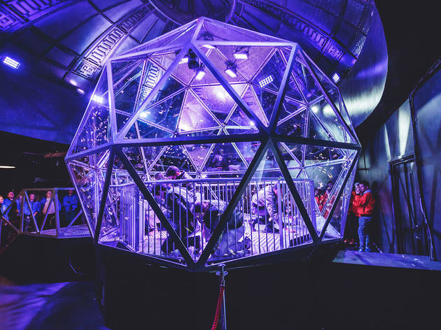 Image result for the crystal maze london