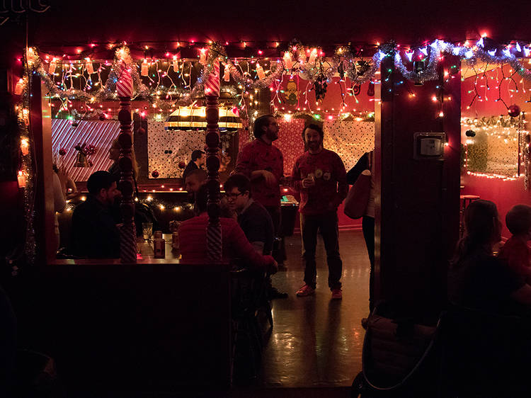 Lala's Christmas Bar
