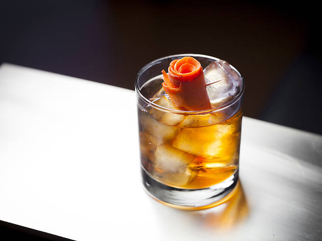 New Fashioned at Resident
