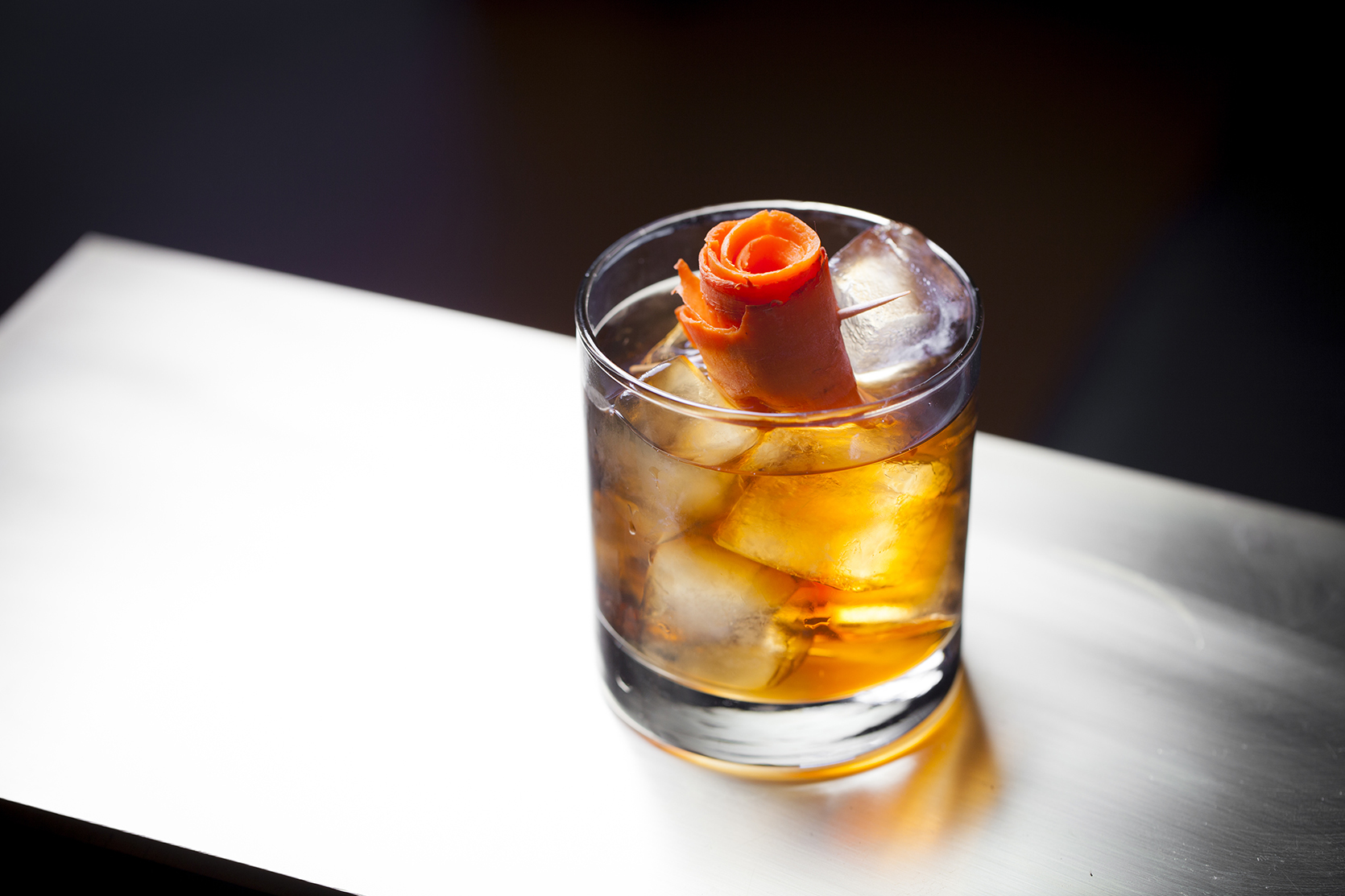 New Old Fashioned at Resident