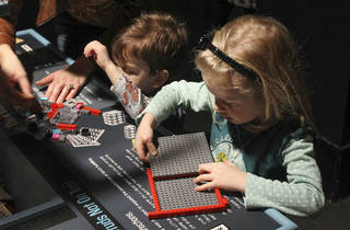Brick by Brick at Science & Industry Museum