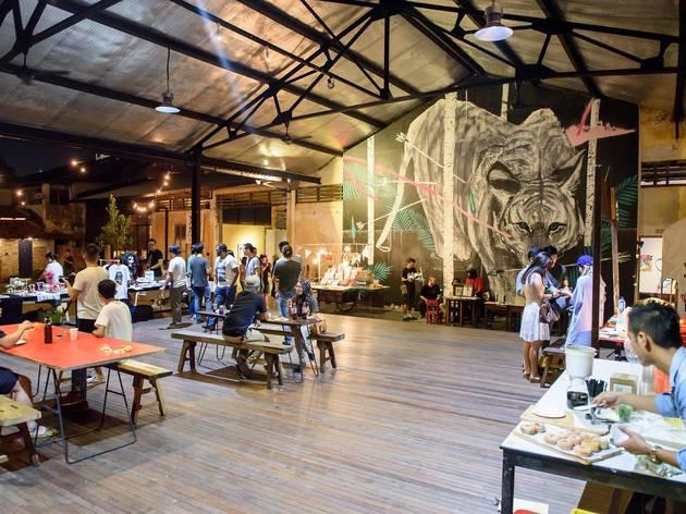 Mampu Art Market