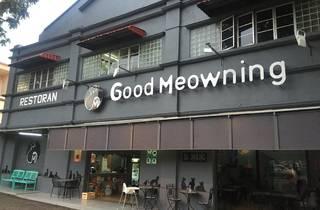 Good Meowning Café