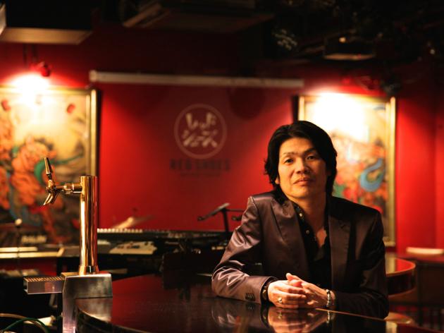 TOKYO MUSIC BOX #19 Rock Bar REDSHOES