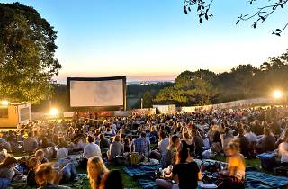 Moonlight Cinema at the Royal Botanic Gardens Melbourne