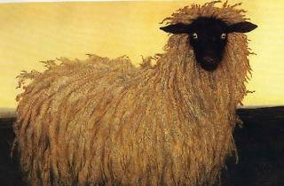 The Secret Sits. Wyeth Wonderland