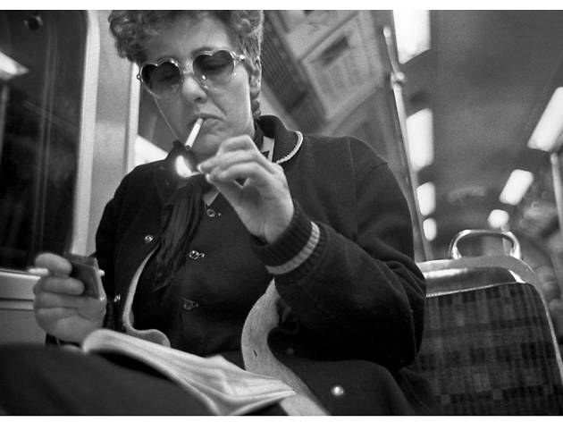 Best London photos: Bob Mazzer, London Underground in the 1970s/80s