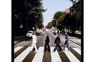 Best London photos: Iain MacMillian: Beatles Abbey Road, 1969. © Iain MacMillan/BNPS