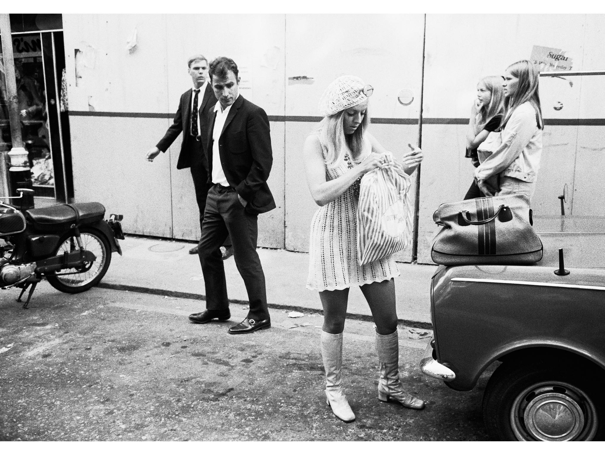 Best London photos: Tony Ray-Jones: from Portobello series, 1960s. © Tony Ray-Jones / National Media Museum / Science & Society Picture Library