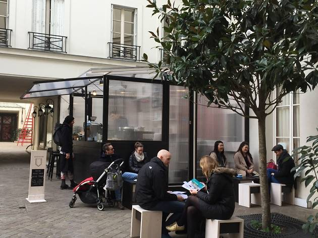 The Best Coffee In Paris Restaurants And Caf 233 S Time