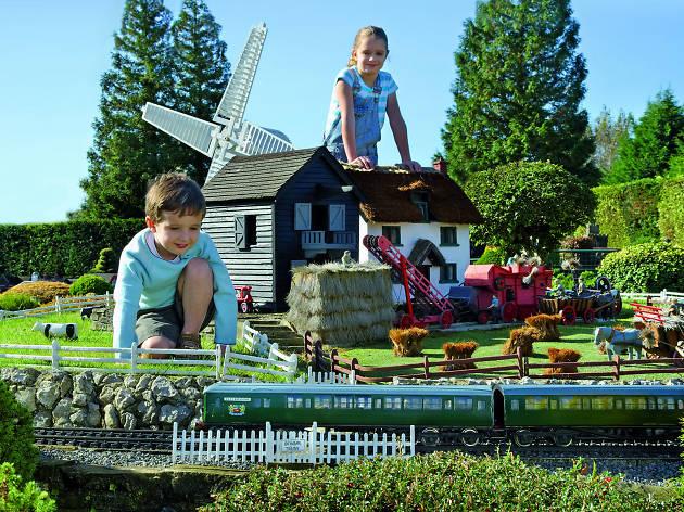 Bekonscot Model Village, Buckinghamshire