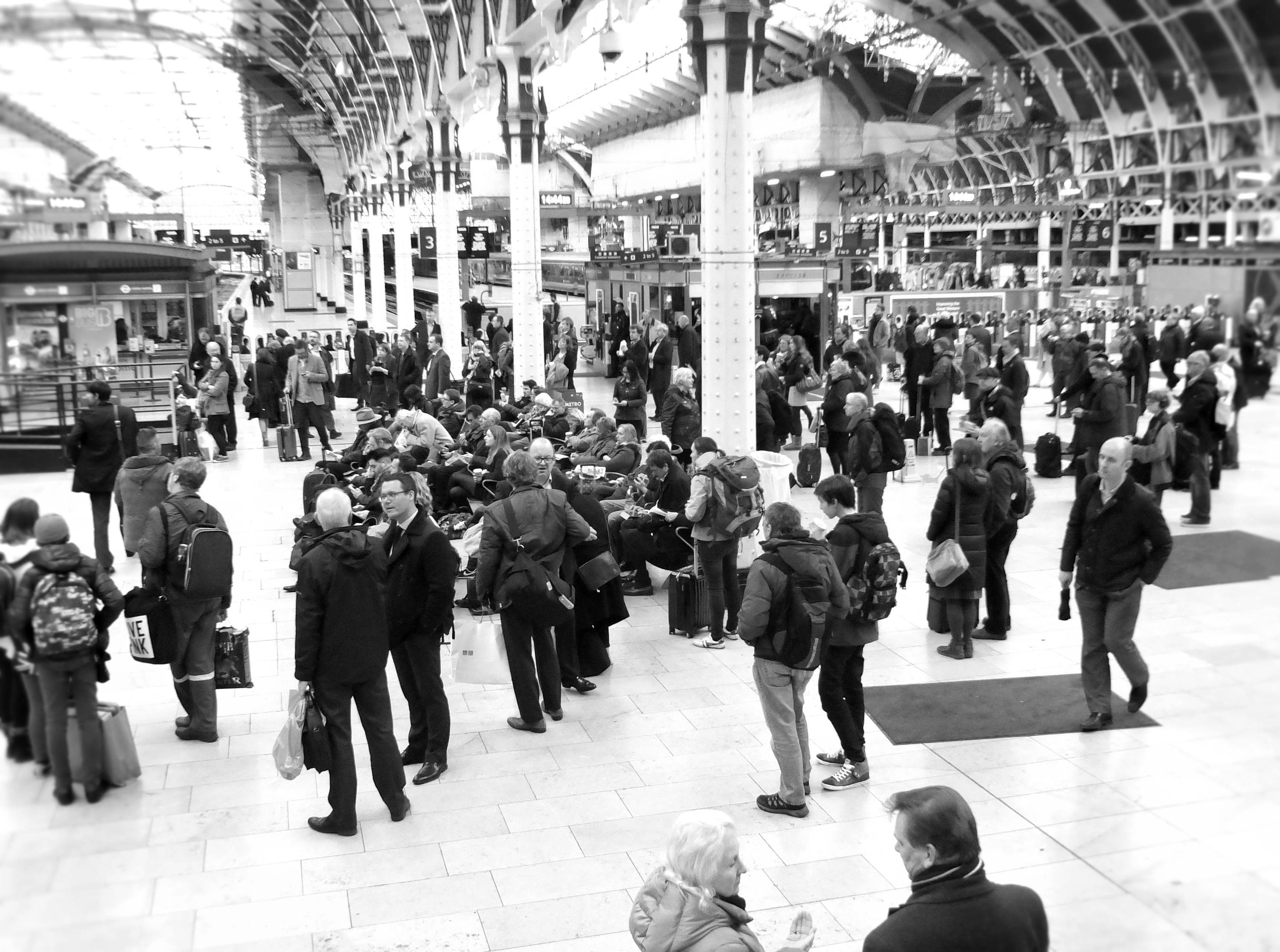 The complete history of Paddington station