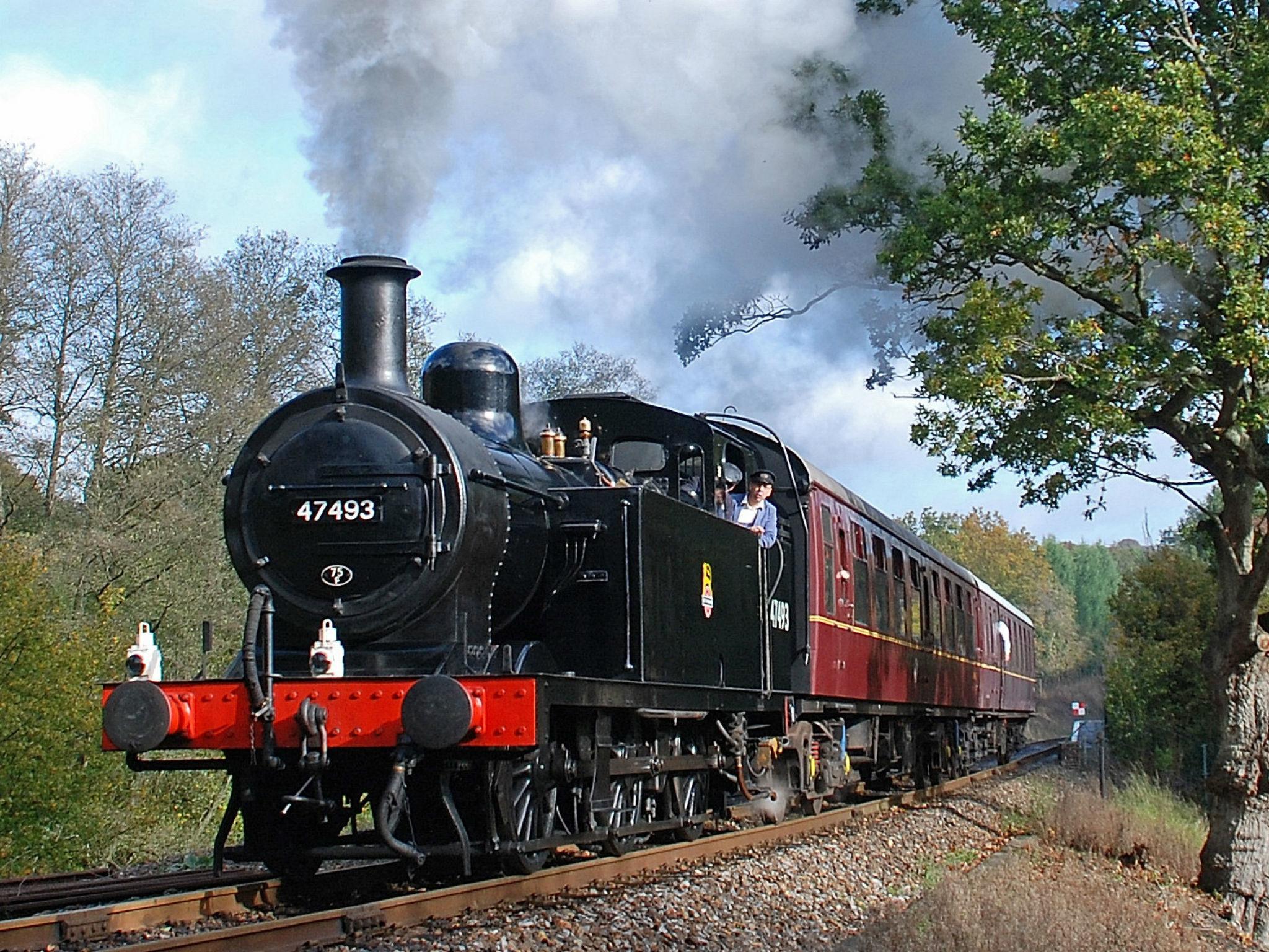 Spa Valley Railway, Kent