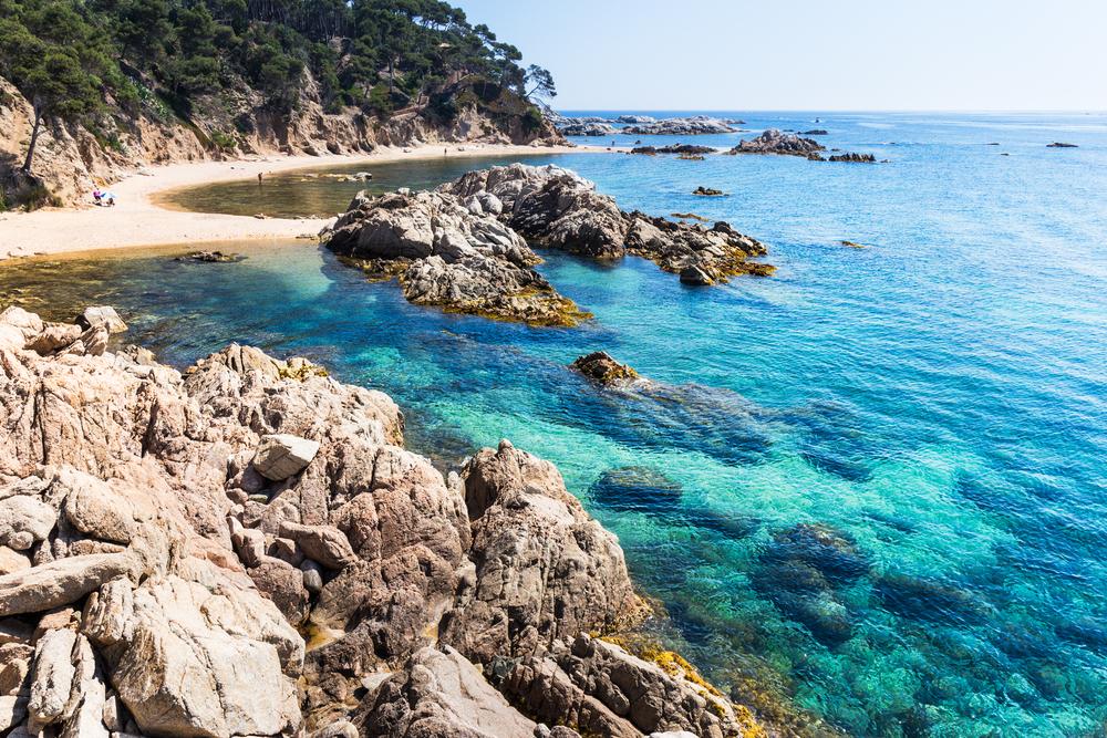 Platges nudistes de la Costa Brava