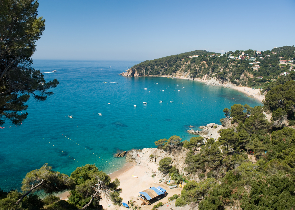 7 most secluded beaches on Costa Brava