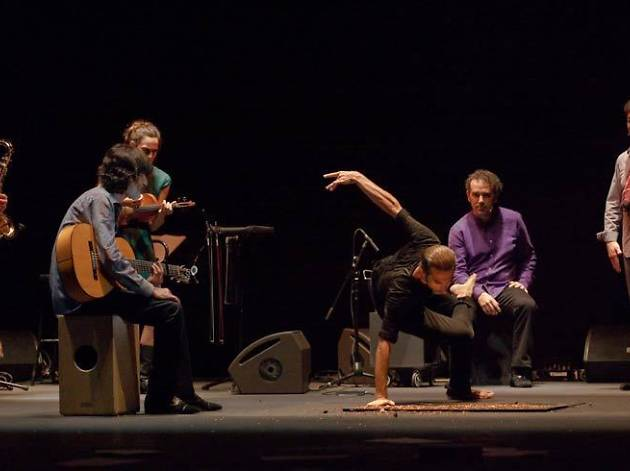 Ciutat Flamenco 2016: fla.co.men