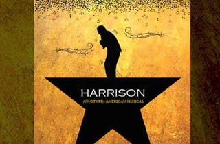 If you love Broadway's Hamilton, prepare yourself for Harrison!