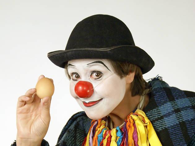 Obras de clown