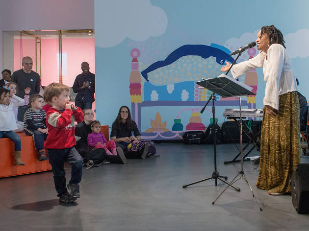Free Day at Sugar Hill Children's Museum of Art and Storytelling