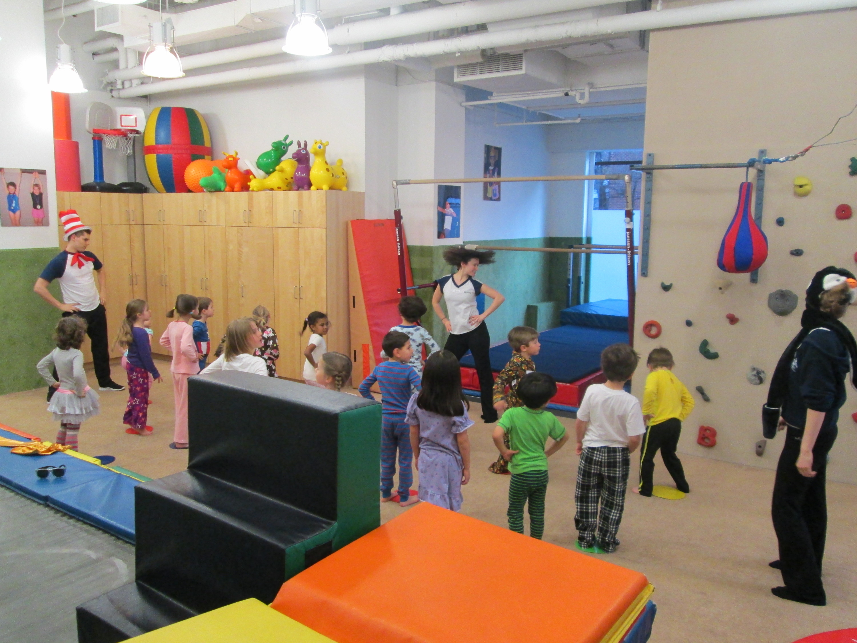 New York Kids Club 68th St (April 9, 6:30–8:30pm)