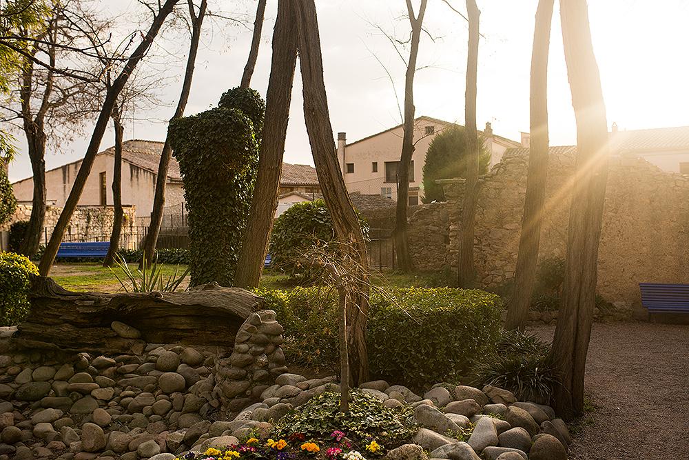 Els jardins de Torre Gironella