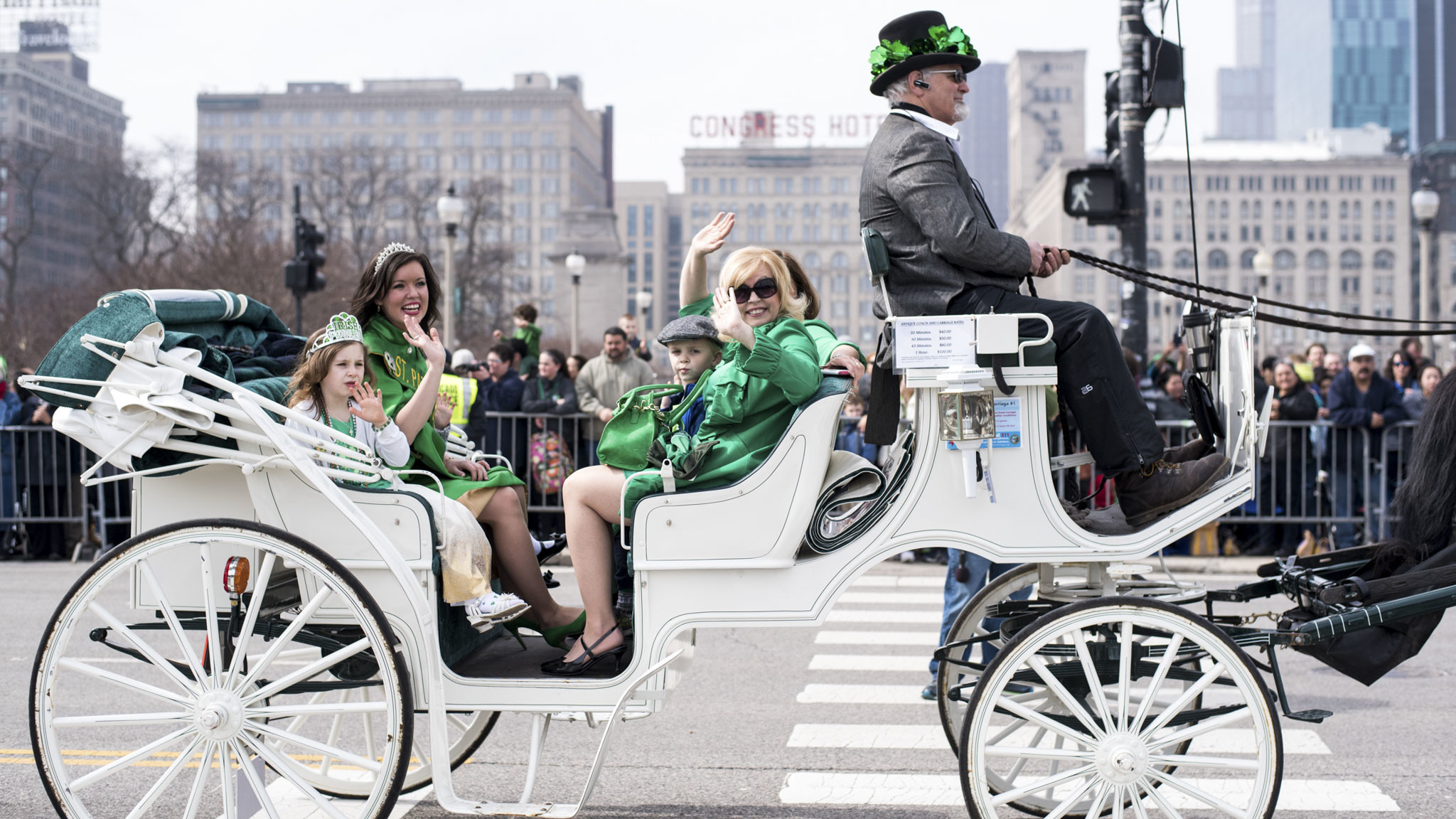 10 fun facts about St. Patrick's Day in Chicago