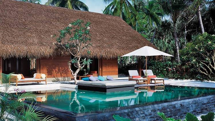 One and Only Reethi Rah, the Maldives