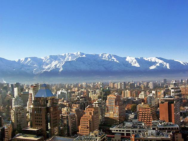 The essential guide to Santiago
