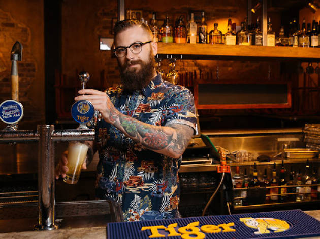 Bartenders' guides to Sydney's secrets