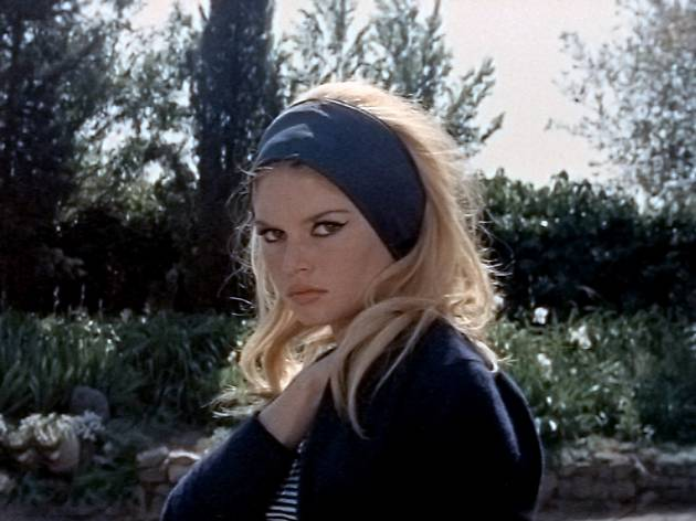 Brigitte Bardot in Le Mepris (1963)