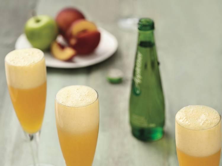 Appleini Mocktail