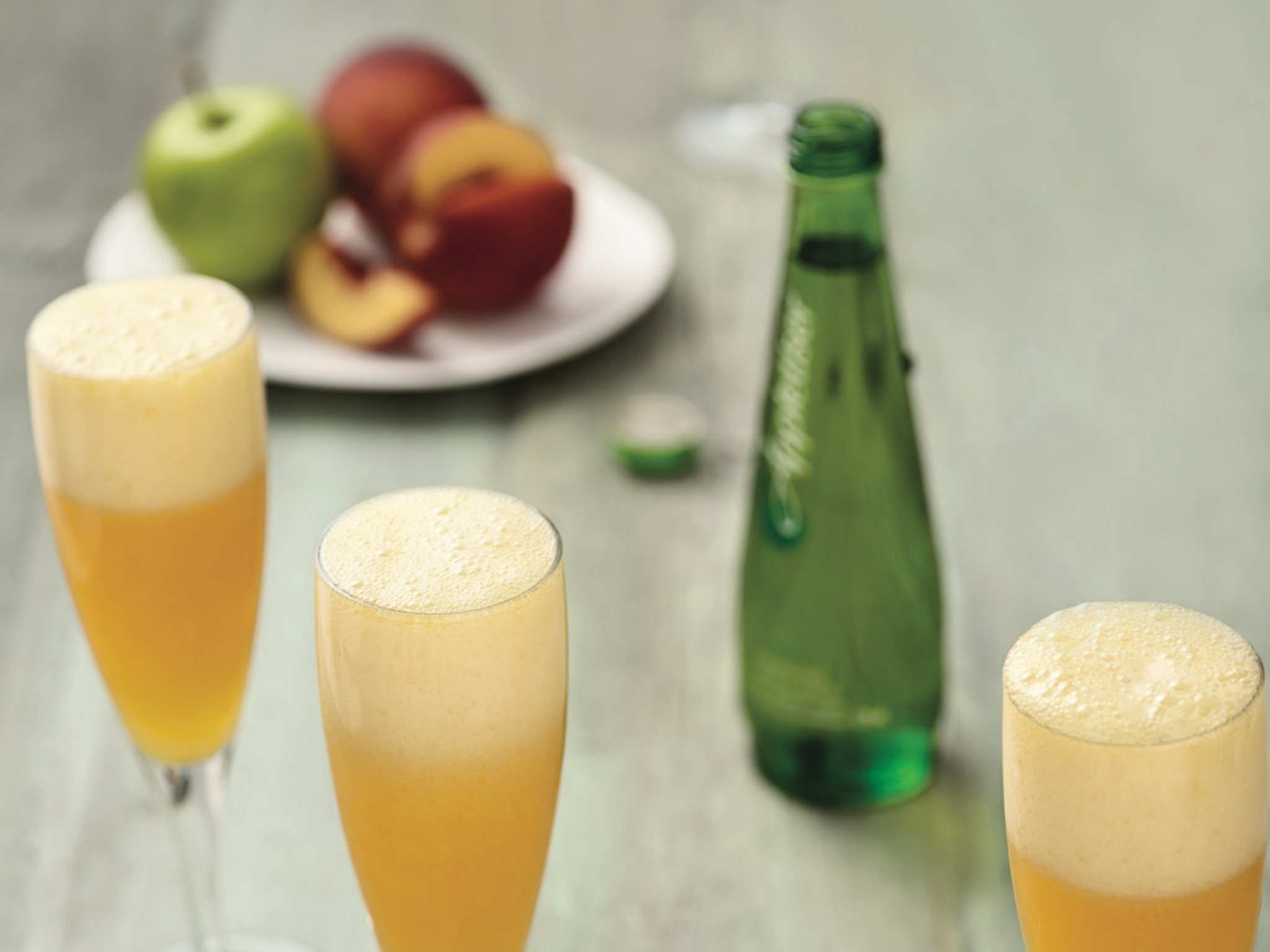 Appletiser Appleini Mocktail
