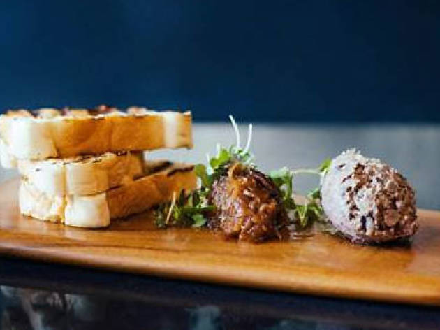 Win dinner for you and three friends at Mojo by Luke Mangan