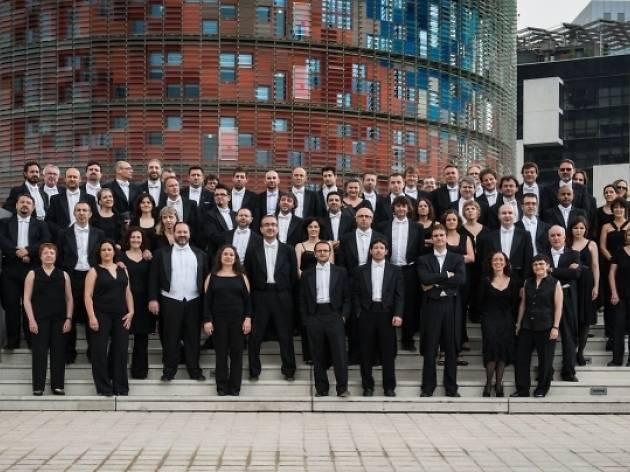 OBC: Shostakovich's Symphony No 8